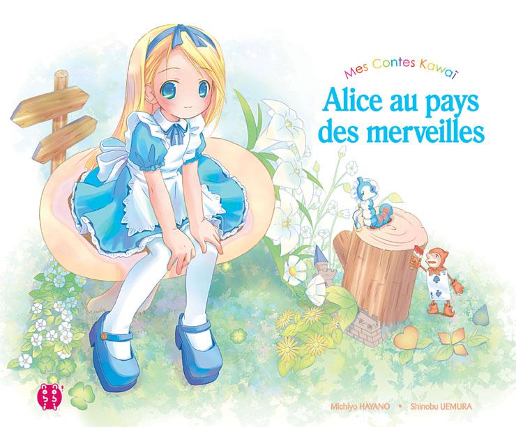 Alice Au Pays Des Merveilles Livre Illustre Manga Sanctuary