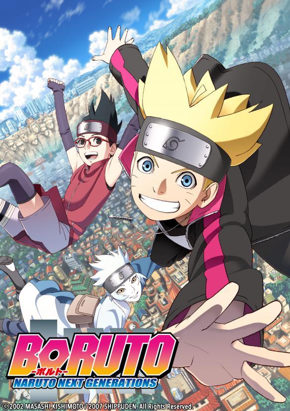 Boruto: Naruto Next Generations (Série TV animée) Les épisodes
