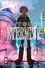Manga - To your eternity