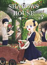Manga - Shadows House