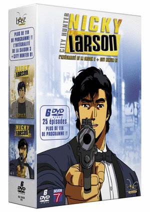 City Hunter - Saison 3 1