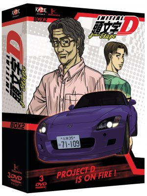 Initial D - 4th Stage 2
