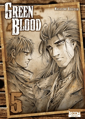 Green Blood 5