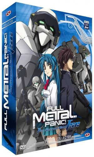 Full Metal Panic ! The Second Raid 1
