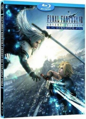 Final Fantasy VII - Advent Children 1