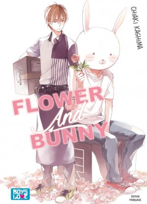 Flower and Bunny 1