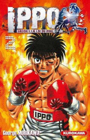 Ippo 1 édition Saison 4 : La Loi du Ring - Kurokawa - Manga Sanctuary