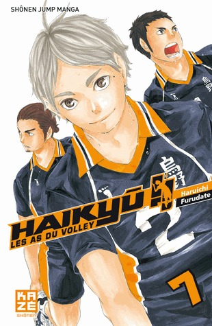 Haikyû !! Les as du volley 7