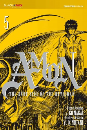 Amon - The dark side of the Devilman 5