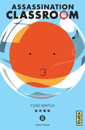 Assassination Classroom 8