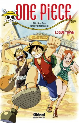 One Piece - Logue Town 1