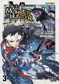Monster hunter epic 3