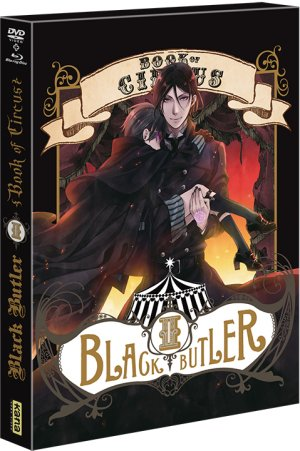 Black Butler - Book of Circus 2