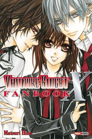 Vampire Knight : Officiel Fanbook Cross X 1
