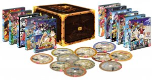 One Piece - films (coffret 11 films) 1