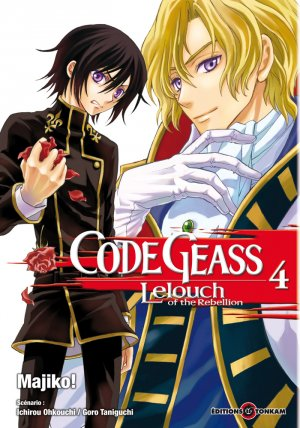 Code Geass - Lelouch of the Rebellion 4