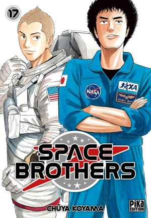 Space Brothers 17