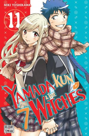 Yamada kun & The 7 Witches 11