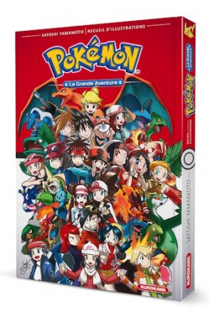 Pokémon - The Art of Pocket Monsters Special 1