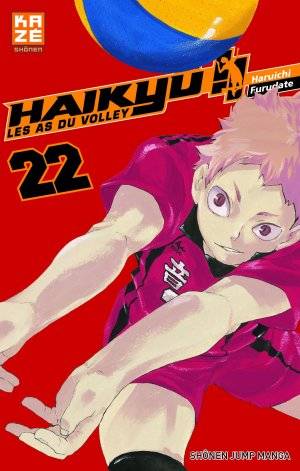 Haikyu !! Les As du Volley 22