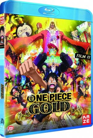 One Piece - film 12 : Gold 1