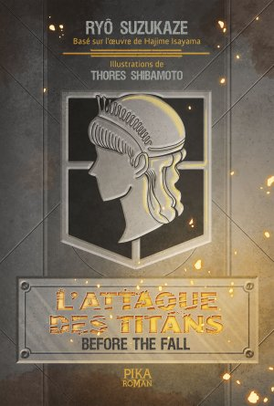 L'attaque des titans - Before the fall 1