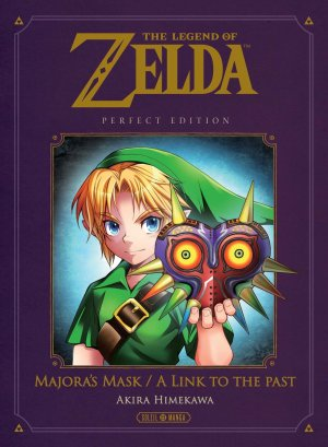The Legend of Zelda - A link to the past & Majora's mask 1