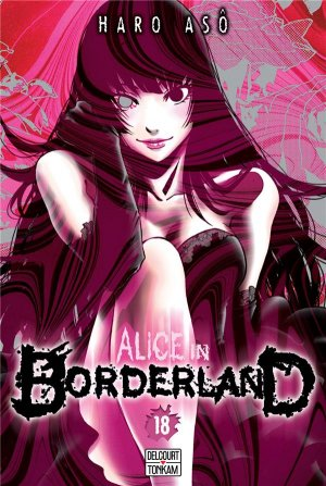 Alice in Borderland 18