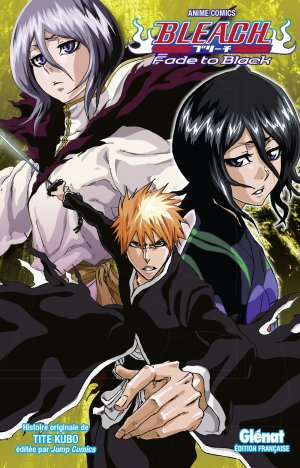 Bleach - Fade to black 1