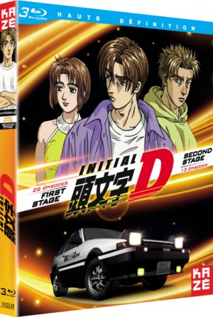 Initial D - First stage + Second stage 1