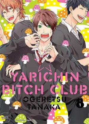 Manga - Yarichin Bitch Club