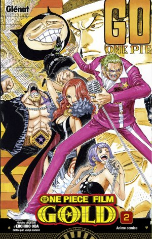 One Piece - Gold 2