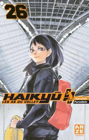 Haikyû !! Les as du volley 26
