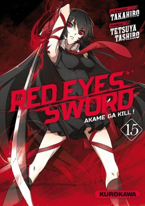 Red Eyes Sword - Akame ga Kill ! 15