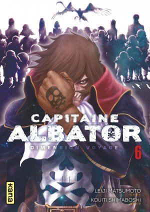 Capitaine Albator : Dimension voyage 6
