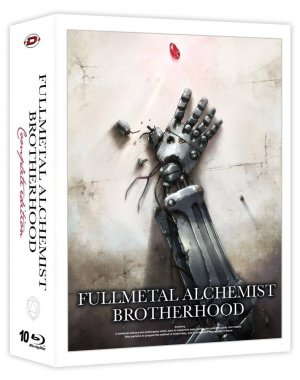Fullmetal Alchemist Brotherhood 1