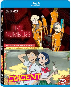 Coicent et Five Numbers 1