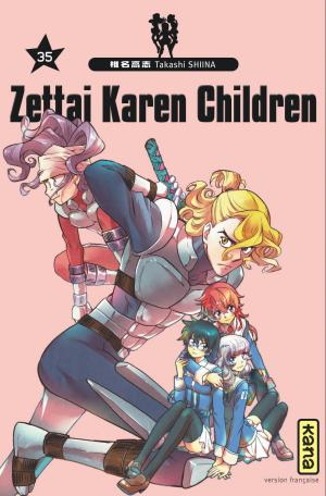 Zettai Karen Children 35