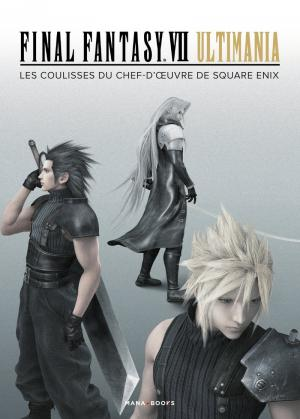 Final Fantasy VII 10th Anniversary Ultimania, Revised Edition 1