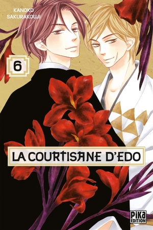 La Courtisane d'Edo 6