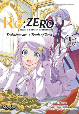Re:Zero - Re:Life in a different world from zero - Troisième arc : Truth of Zero 4