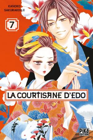 La Courtisane d'Edo 7