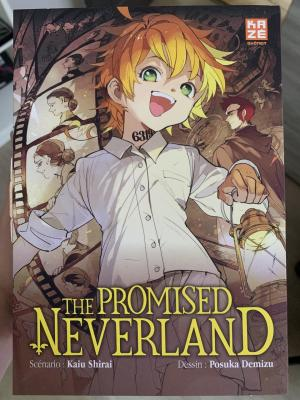 The promised Neverland - Coffret manga + roman