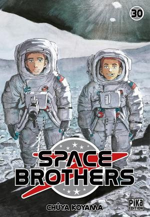 Space Brothers 30