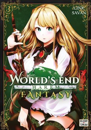 World's end harem fantasy 3