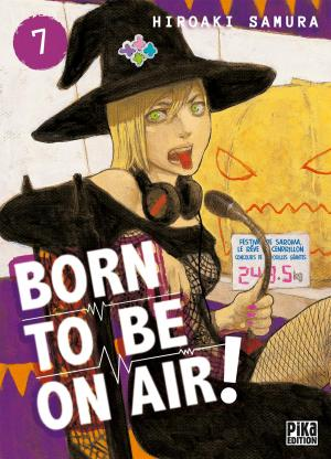 Born to be on air 7