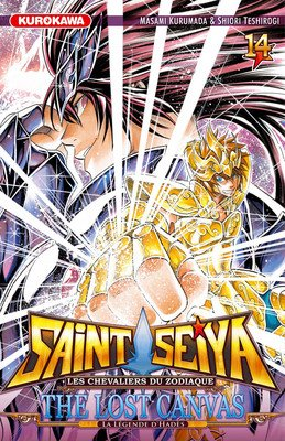 Saint Seiya - The Lost Canvas 14