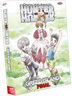 Hunter X Hunter - Greed Island Final 1