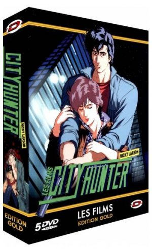City Hunter - Nicky Larson - Pack Films   OAV 1