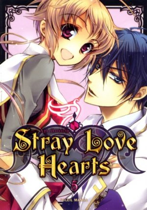 Stray Love Hearts 5